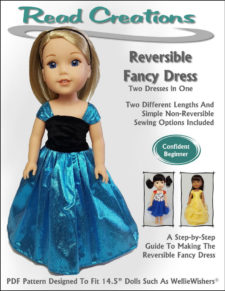 Reversible Fancy Dress