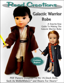 Galactic Warrior Robe