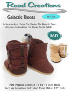 Galactic Boots