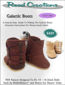 Galactic Shoes / Winter Boots