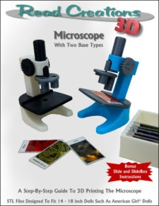 3D Microscope Cover