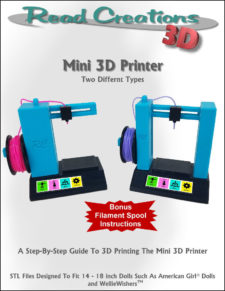 Cover for Mini 3D Printer