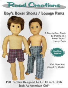 Boy's Boxer Shorts / Lounge Pants